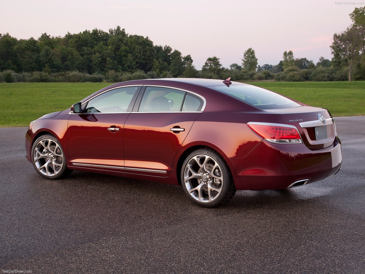 Buick LaCrosse GL photo 86475