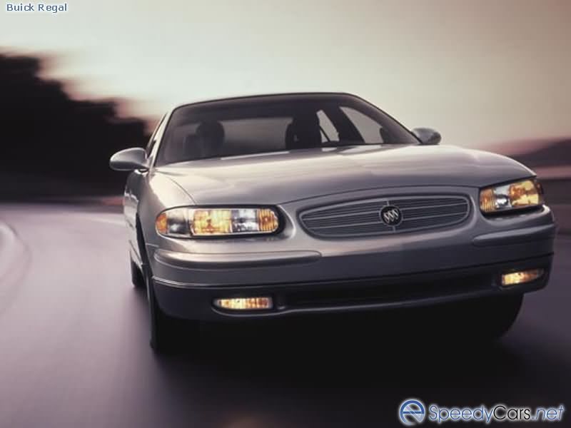Buick Regal photo 2703