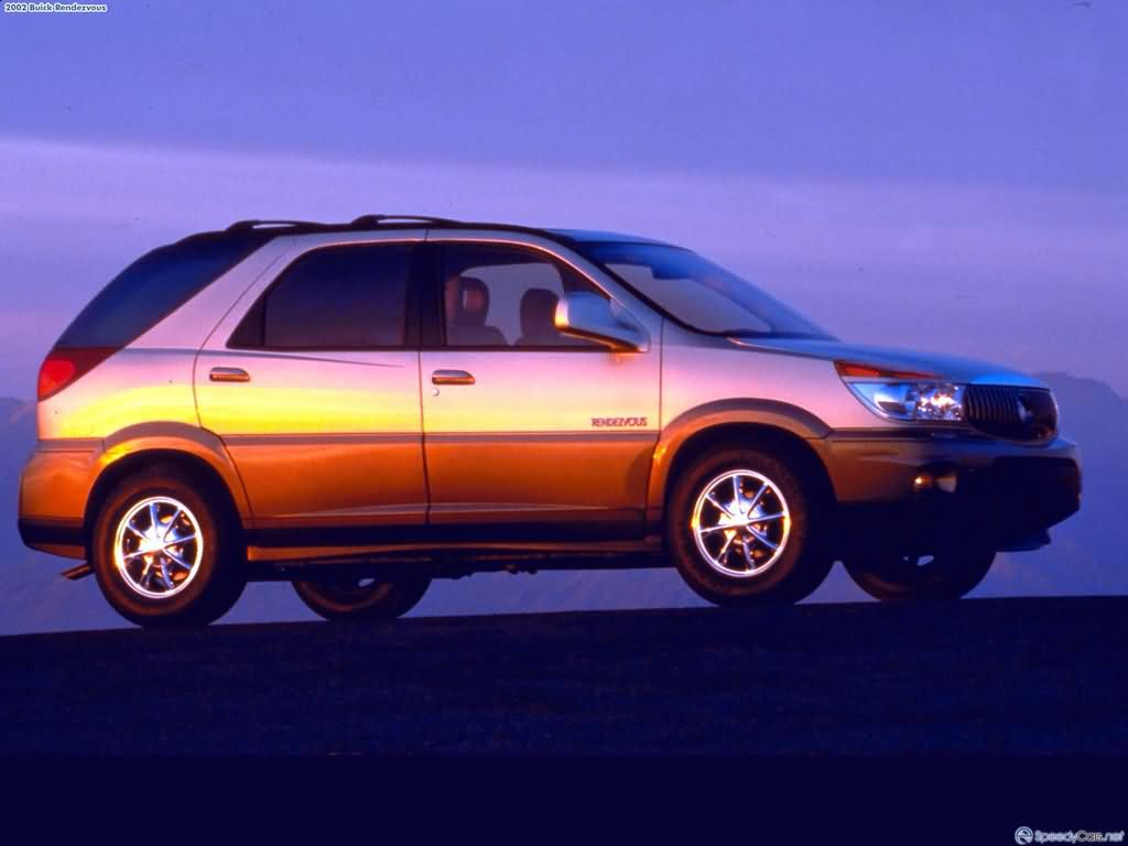 Buick Rendezvous photo 2718
