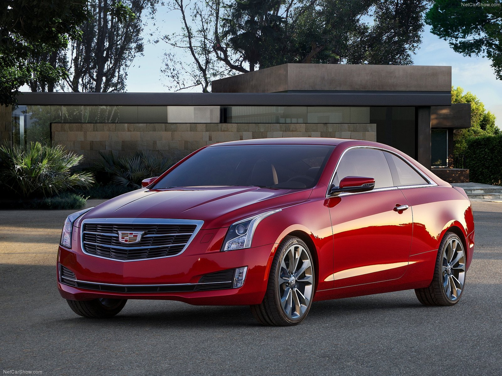 Cadillac ATS Coupe photo 106613