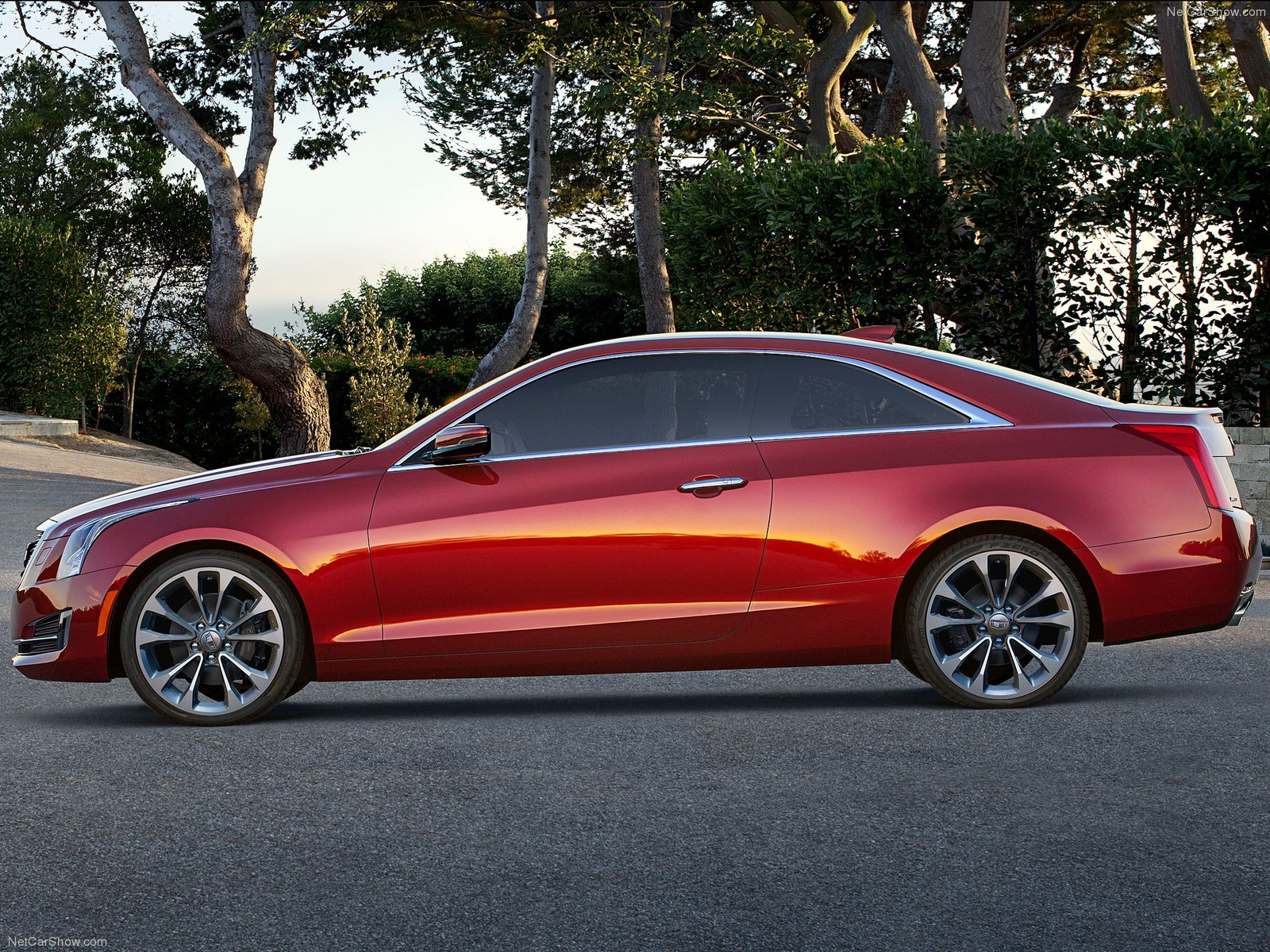 Cadillac ATS Coupe photo 126136