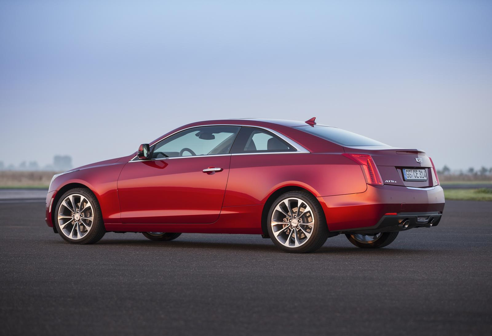 Cadillac ATS Coupe photo 129739