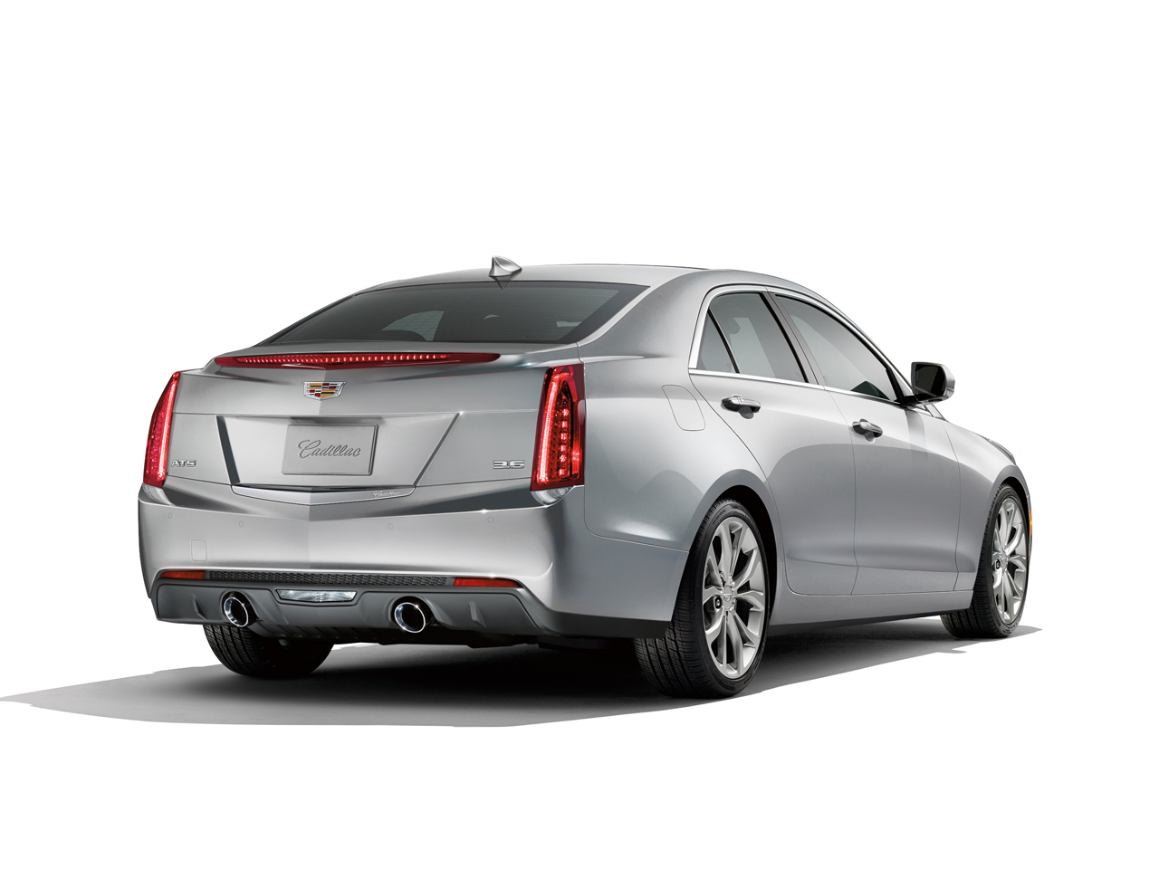 Cadillac ATS photo 123849