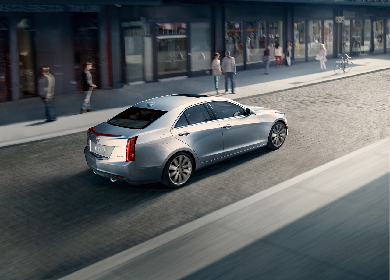 Cadillac ATS photo 123852