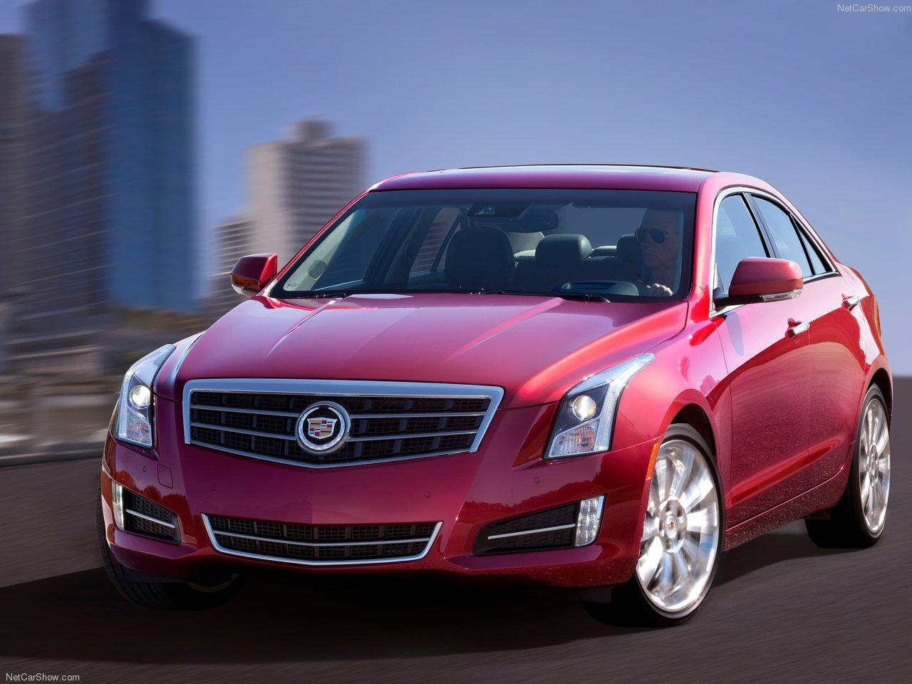 Cadillac ATS photo 88410