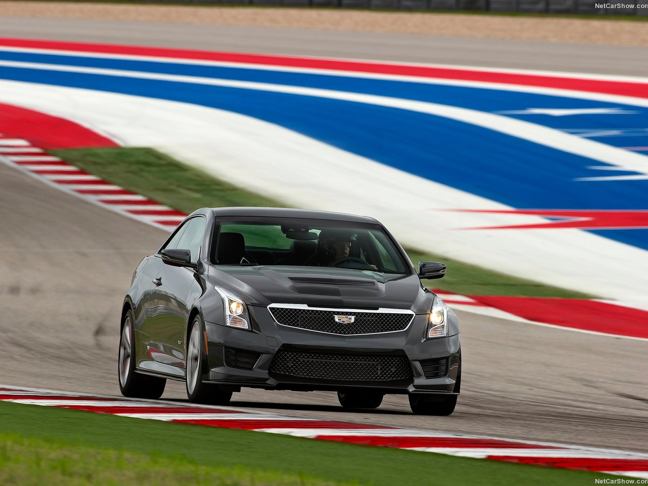 Cadillac ATS-V Coupe photo 140616