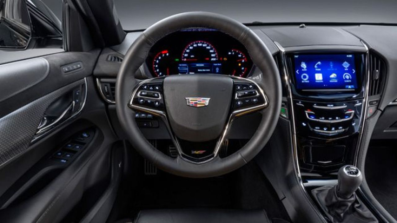 Cadillac ATS-V photo 132553