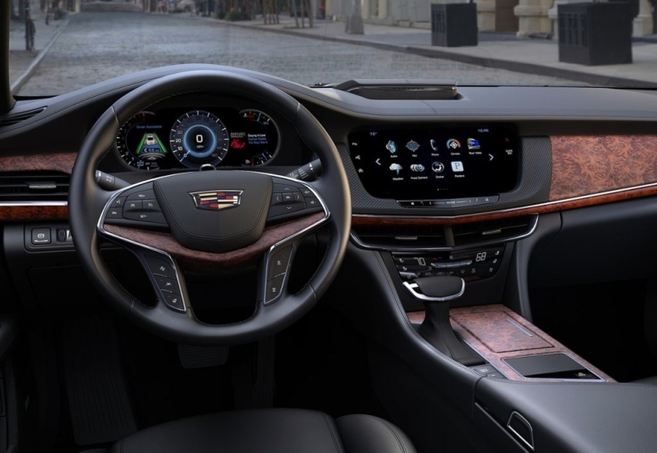 Cadillac CT6 photo 139622