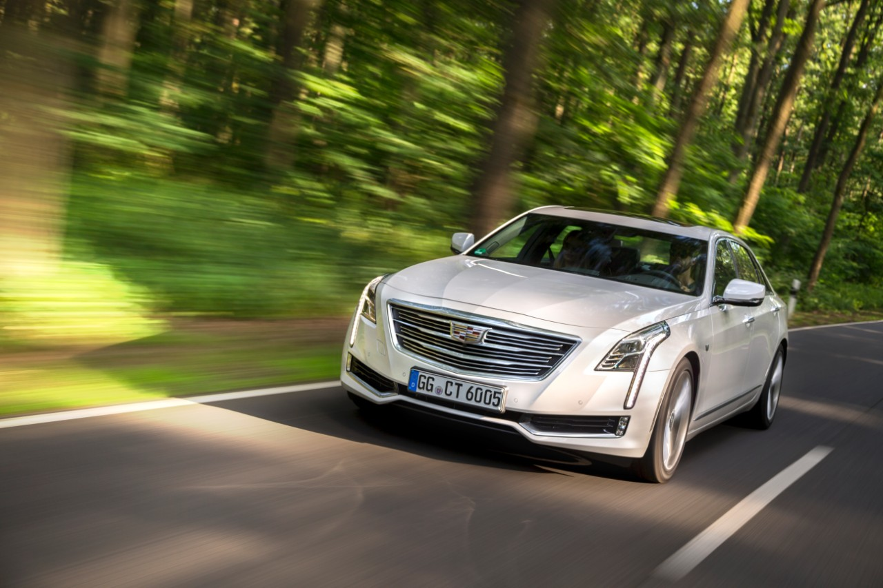 Cadillac CT6 photo 167506