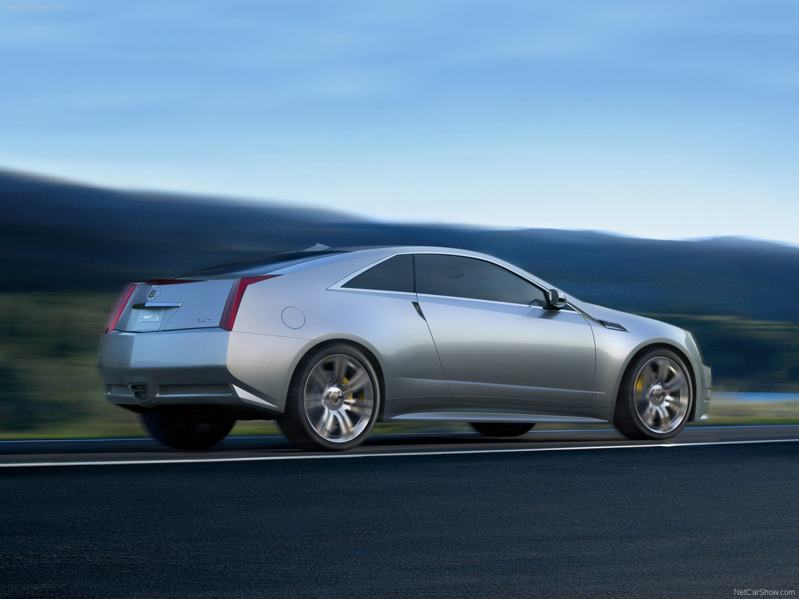 Cadillac CTS Coupe photo 51155