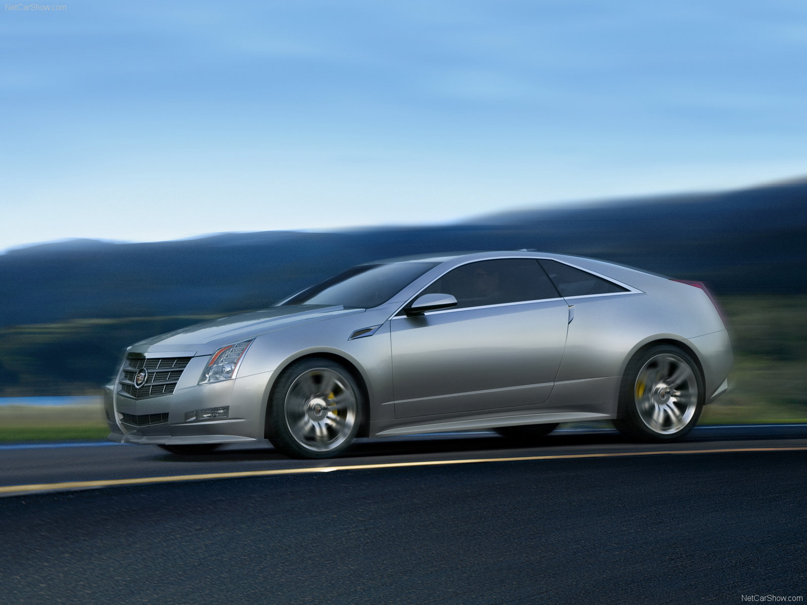 Cadillac CTS Coupe photo 51158