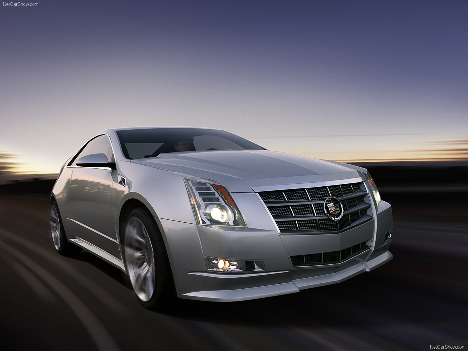 Cadillac CTS Coupe photo 51159