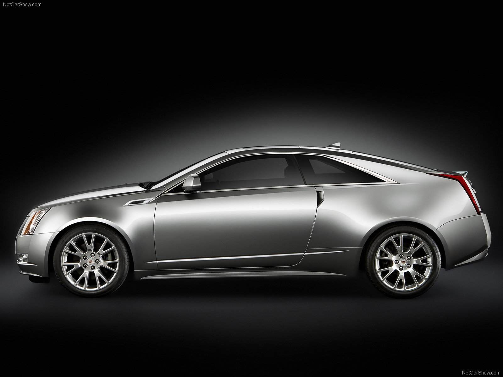 Cadillac CTS Coupe photo 69410