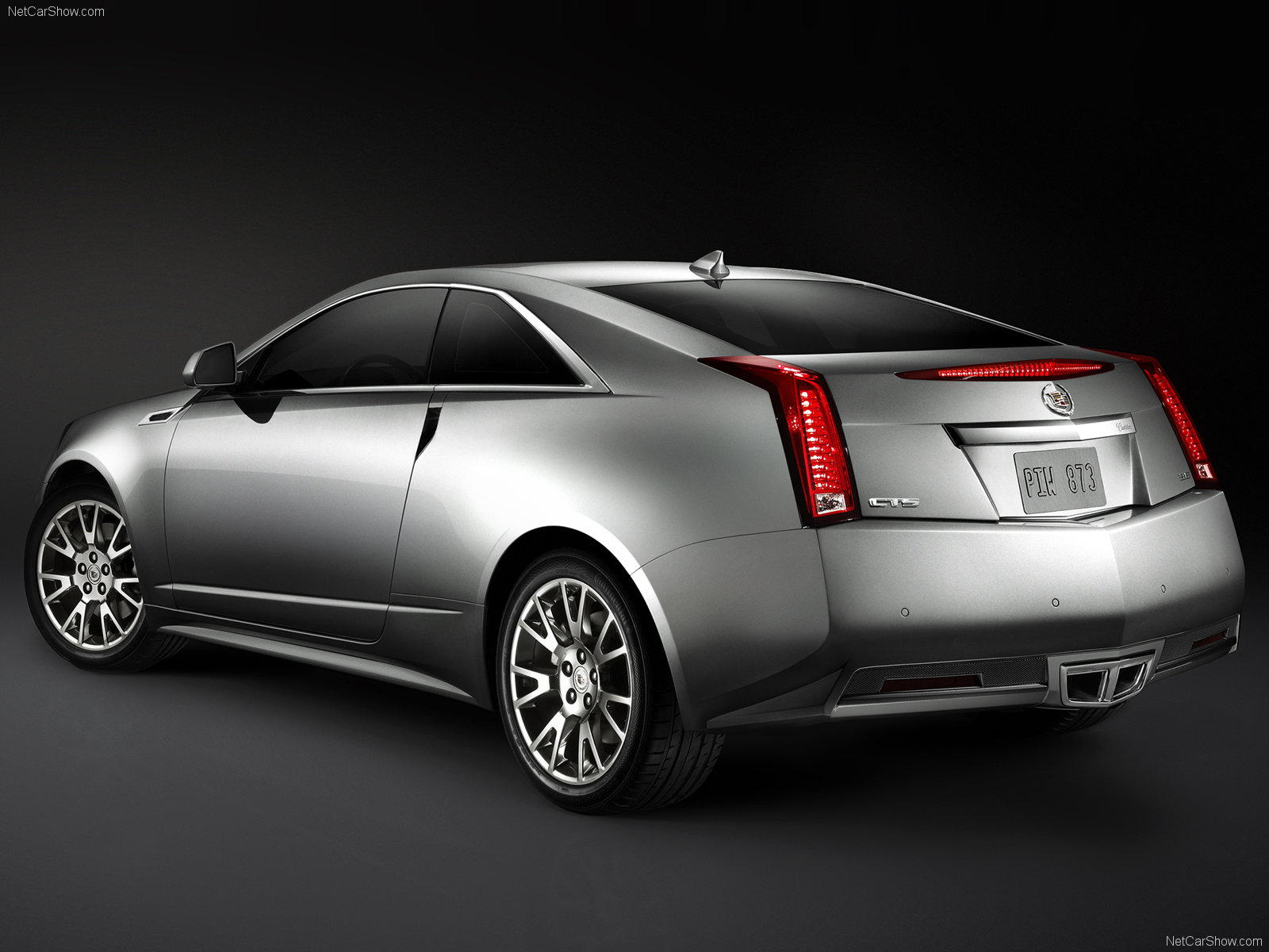 Cadillac CTS Coupe photo 69411