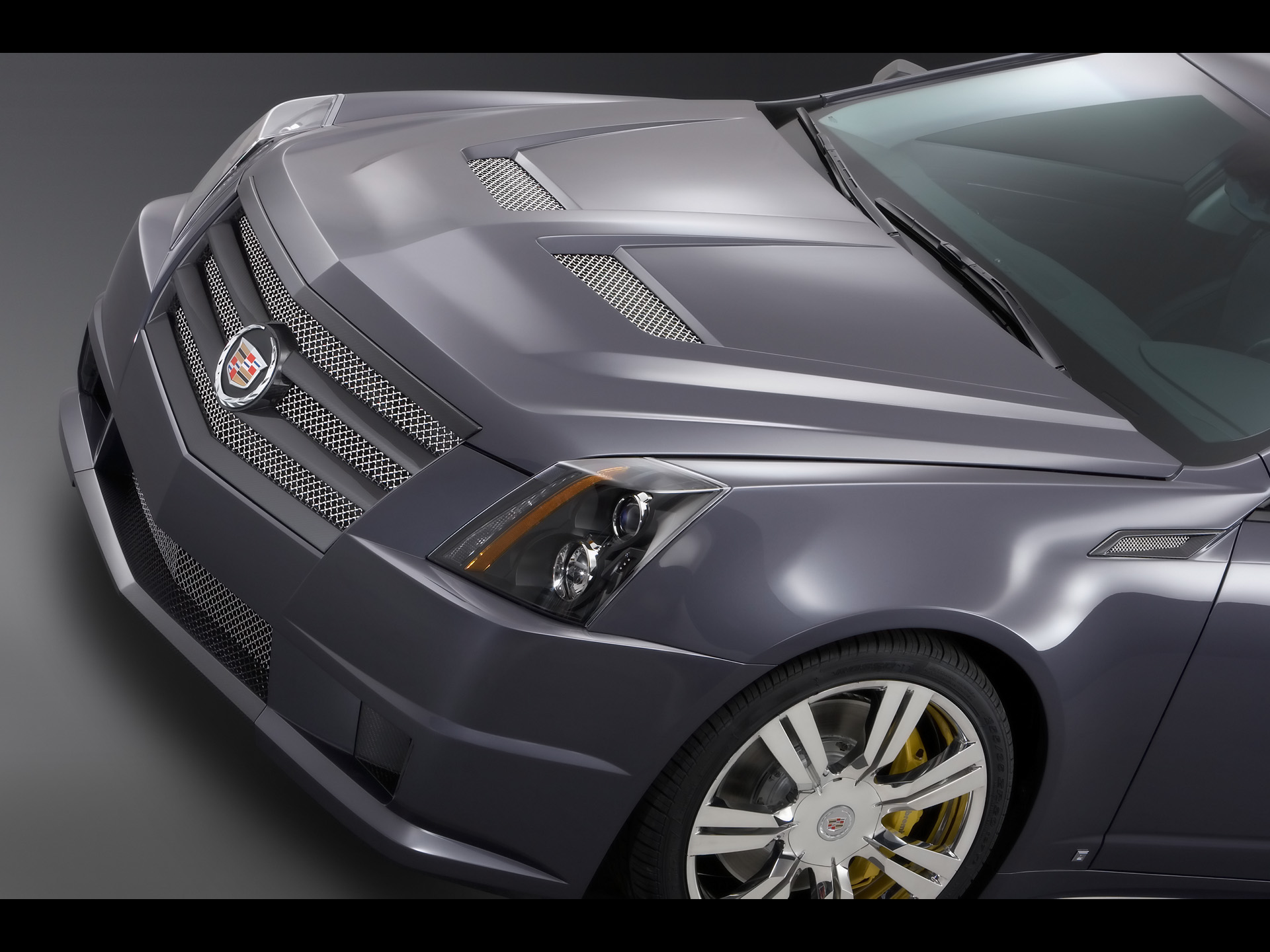 Cadillac CTS Sport photo 48989