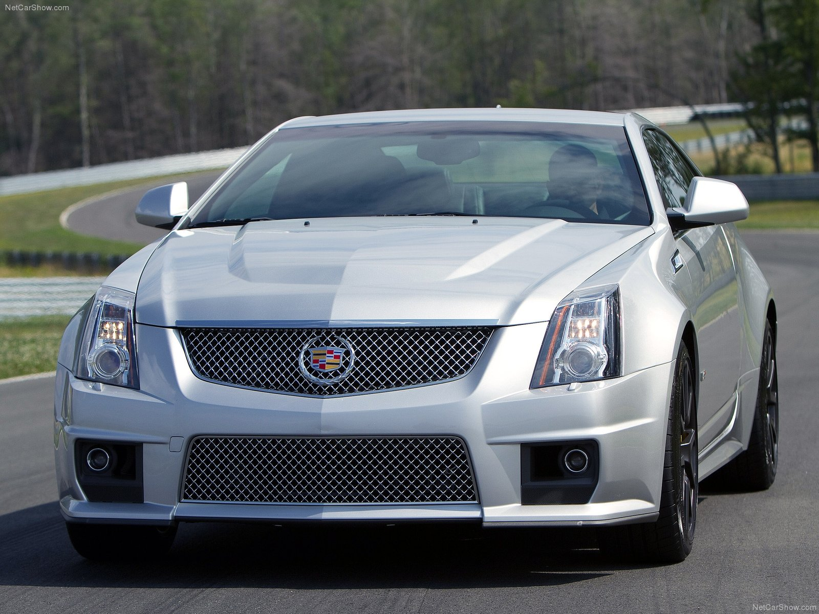 Cadillac CTS-V Coupe photo 113266