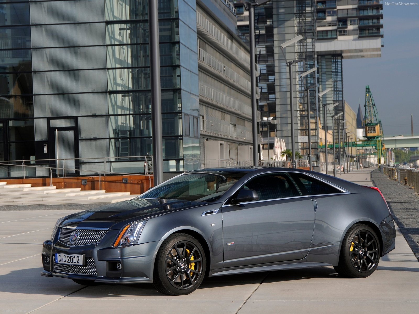 Cadillac CTS-V Coupe photo 113271