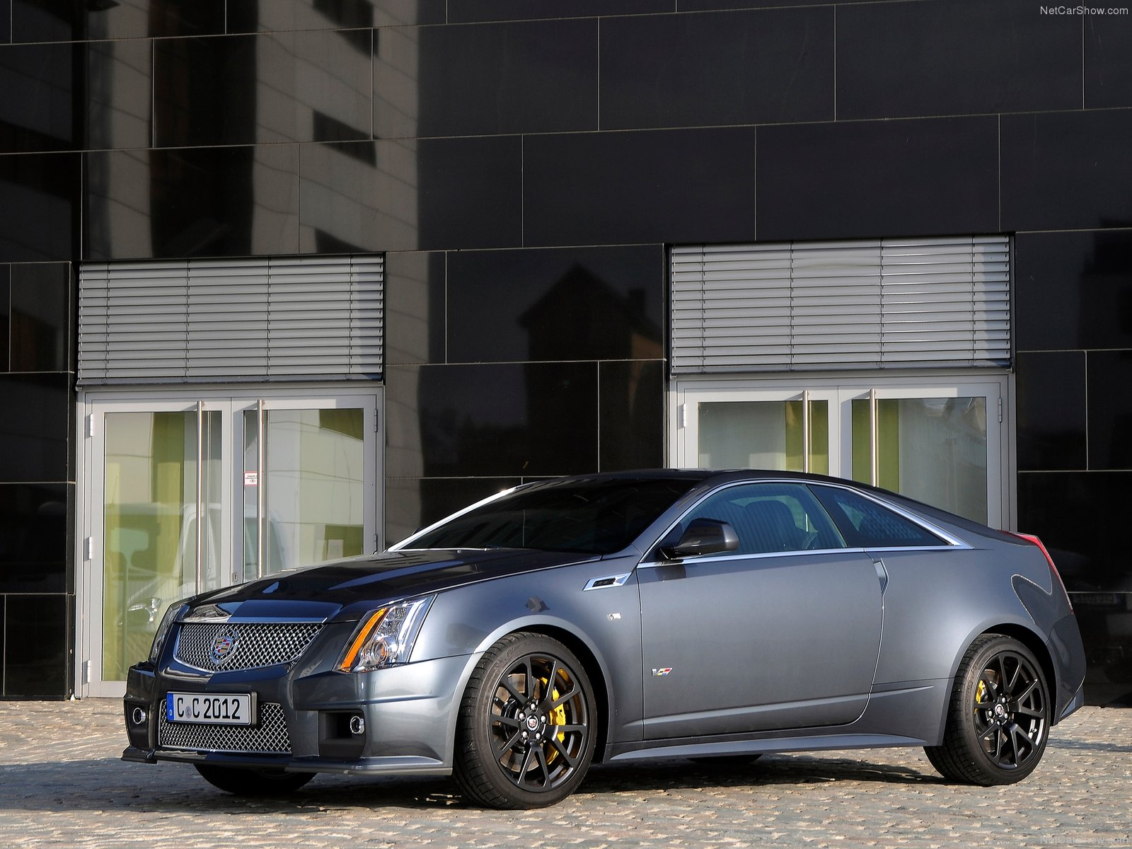 Cadillac CTS-V Coupe photo 113273