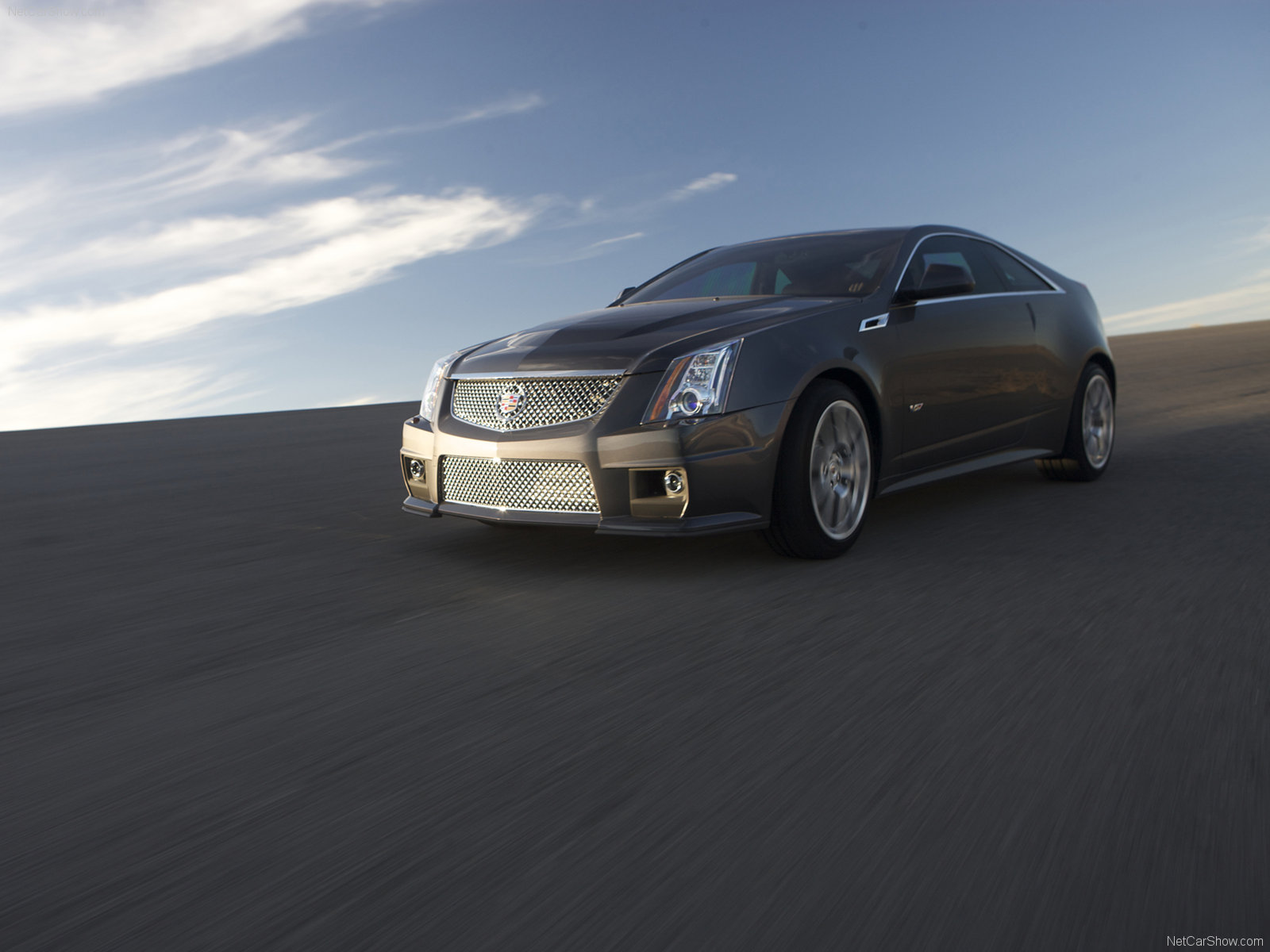 Cadillac CTS-V Coupe photo 80703