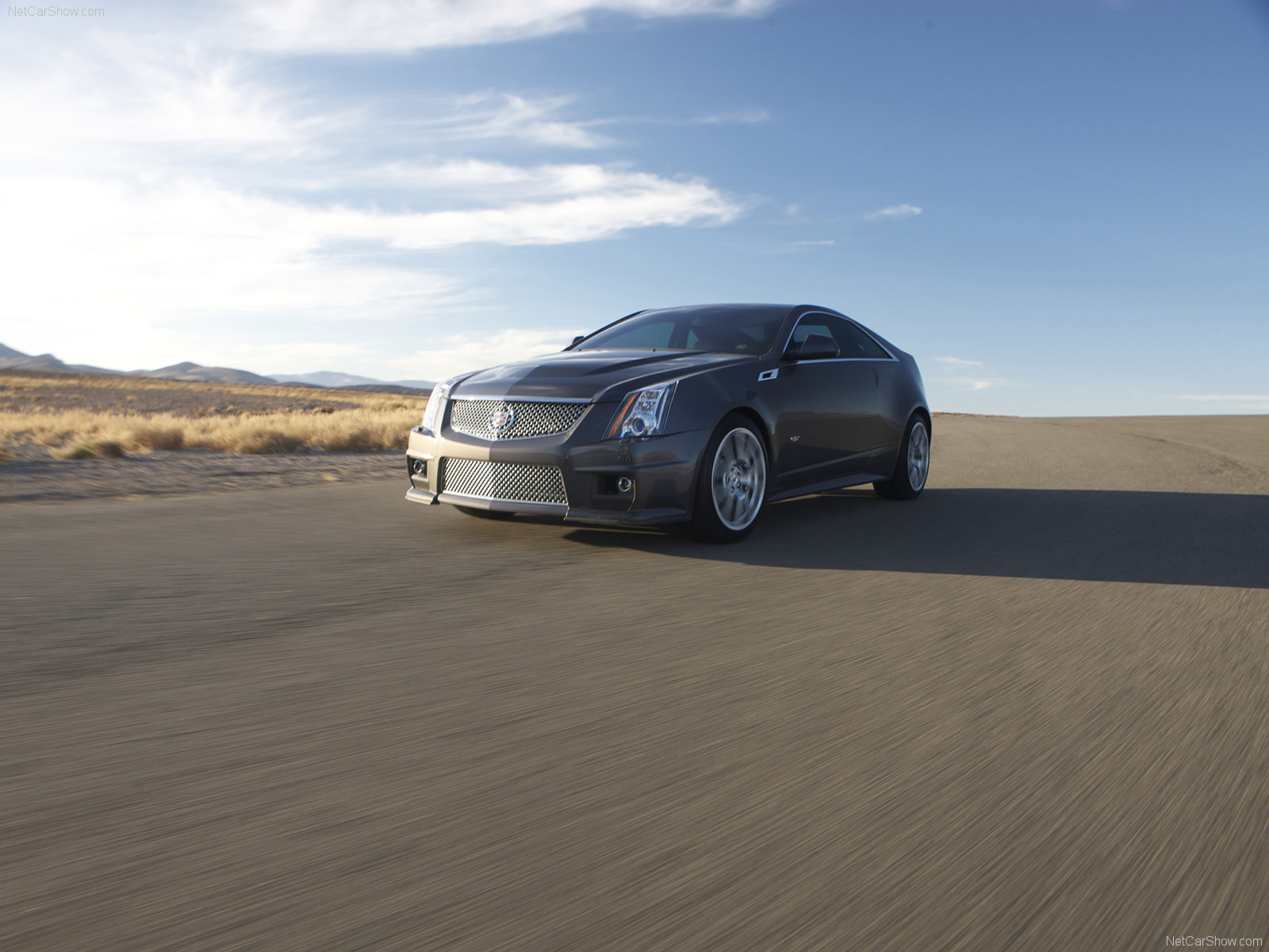 Cadillac CTS-V Coupe photo 80705