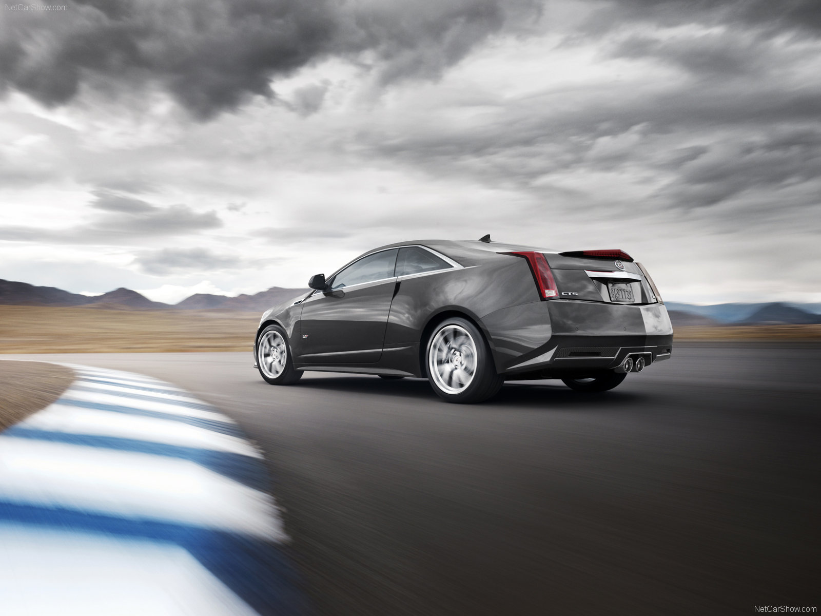 Cadillac CTS-V Coupe photo 80707