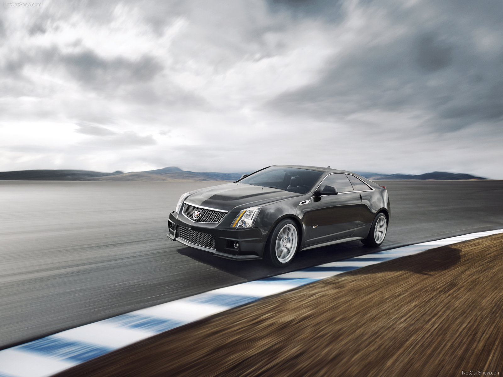 Cadillac CTS-V Coupe photo 80715