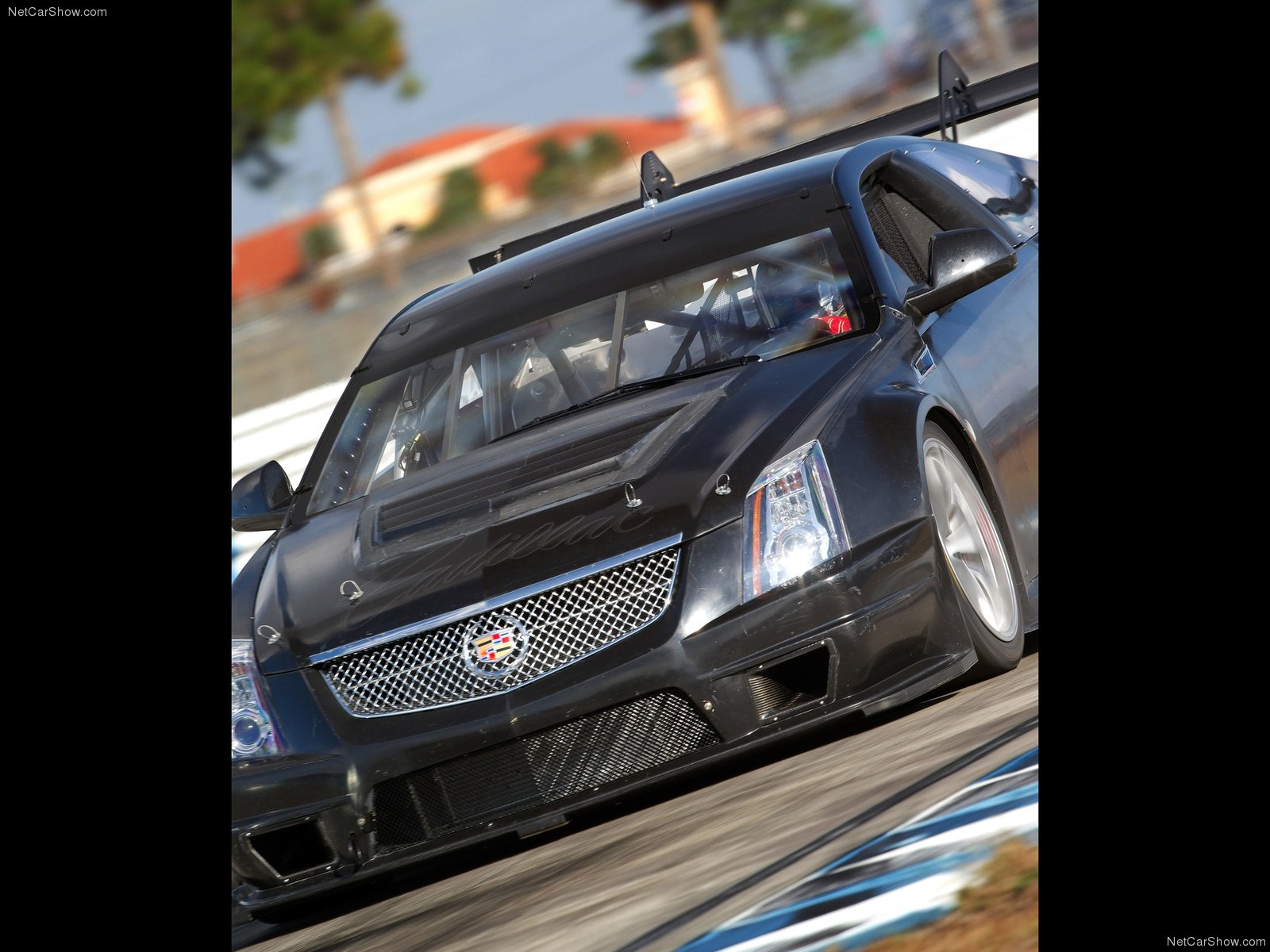 Cadillac CTS-V Coupe Race Car photo 113155