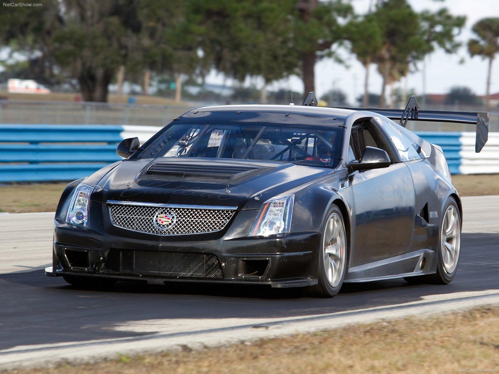 Cadillac Cts V Coupe Race Car Photo 113215