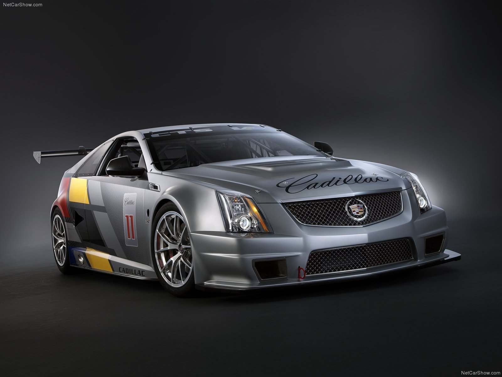 Cadillac Cts V Coupe Race Car Photo 77651