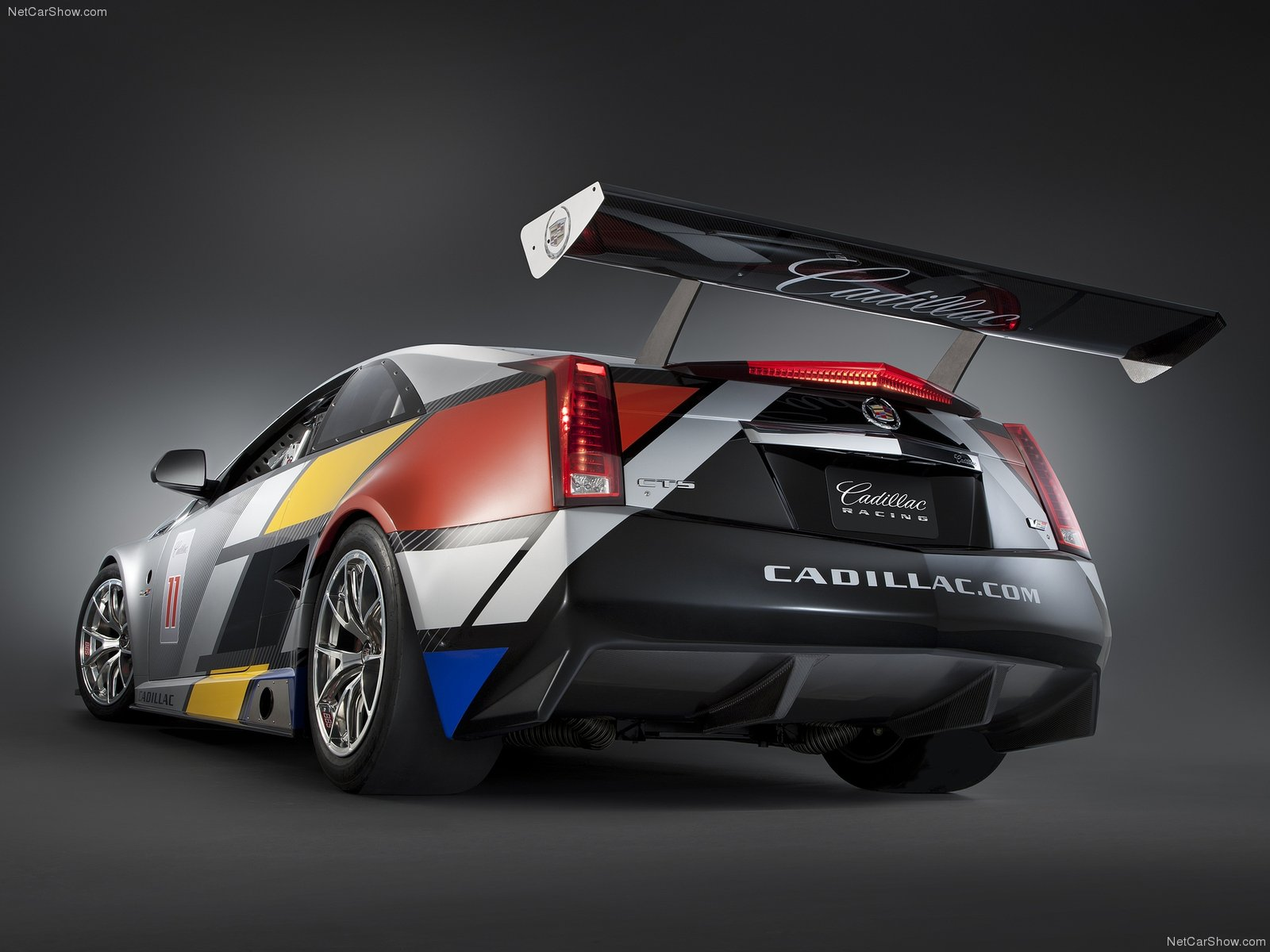 Cadillac CTS-V Coupe Race Car photo 77653