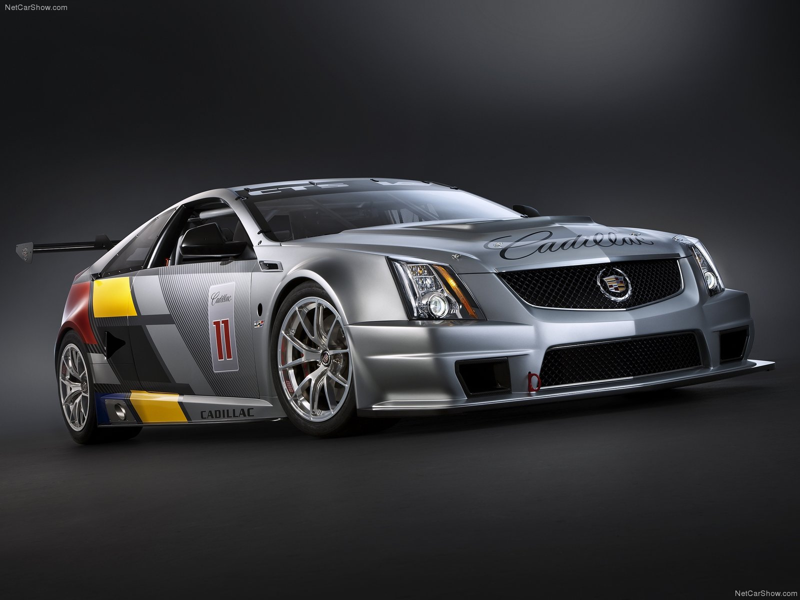 Cadillac CTS-V Coupe Race Car photo 77659