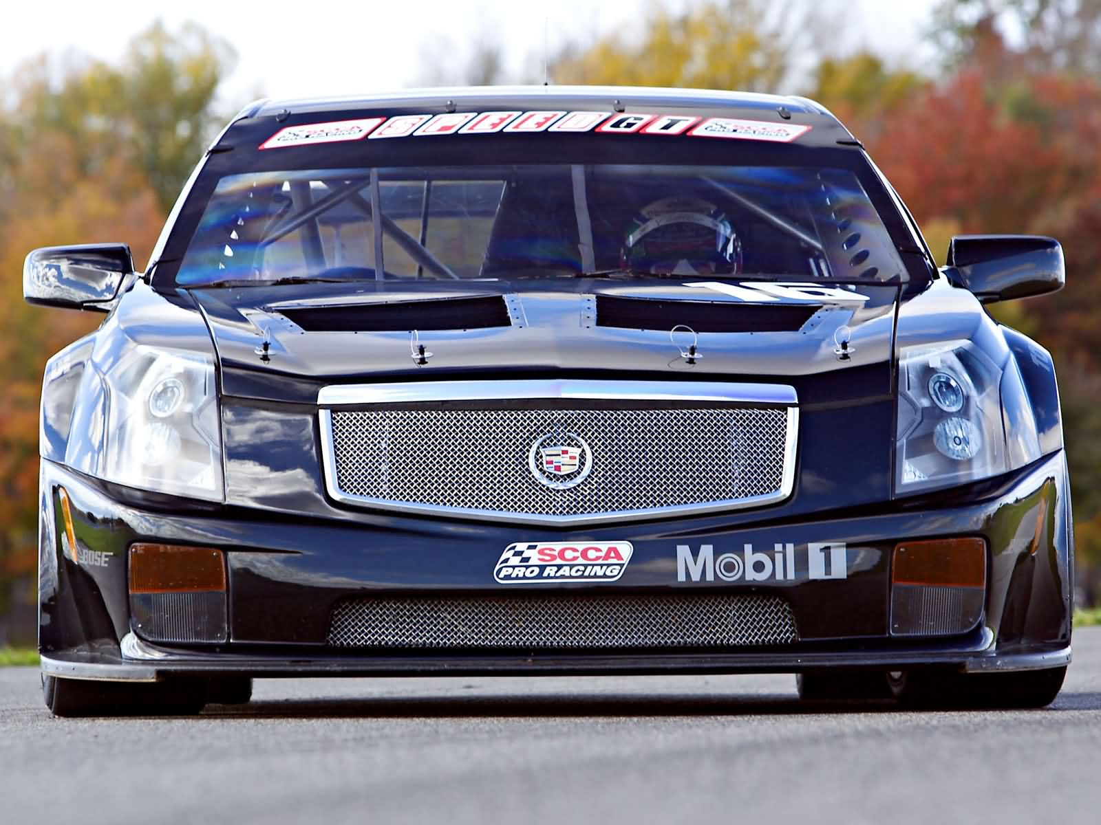 Cadillac CTS-V Race Car photo 8104