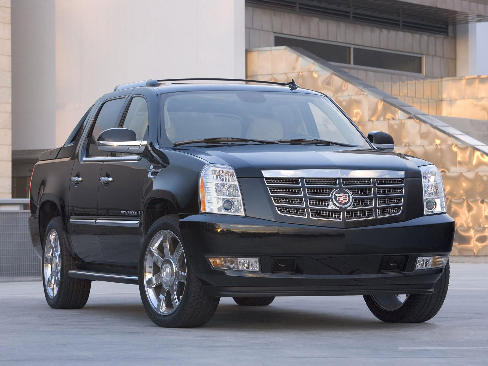 Cadillac Escalade EXT photo 35492