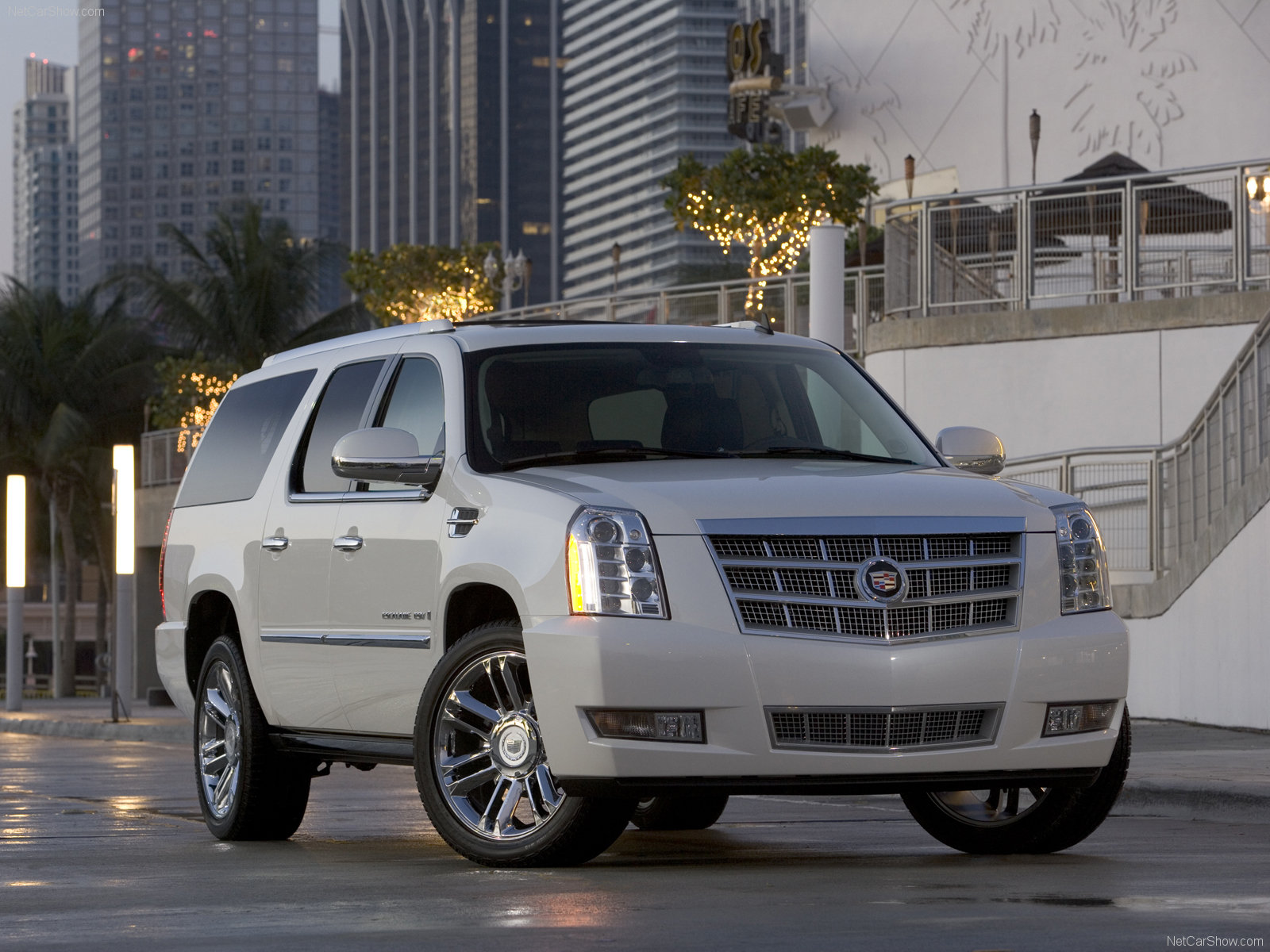 Cadillac Escalade Platinum photo 49201
