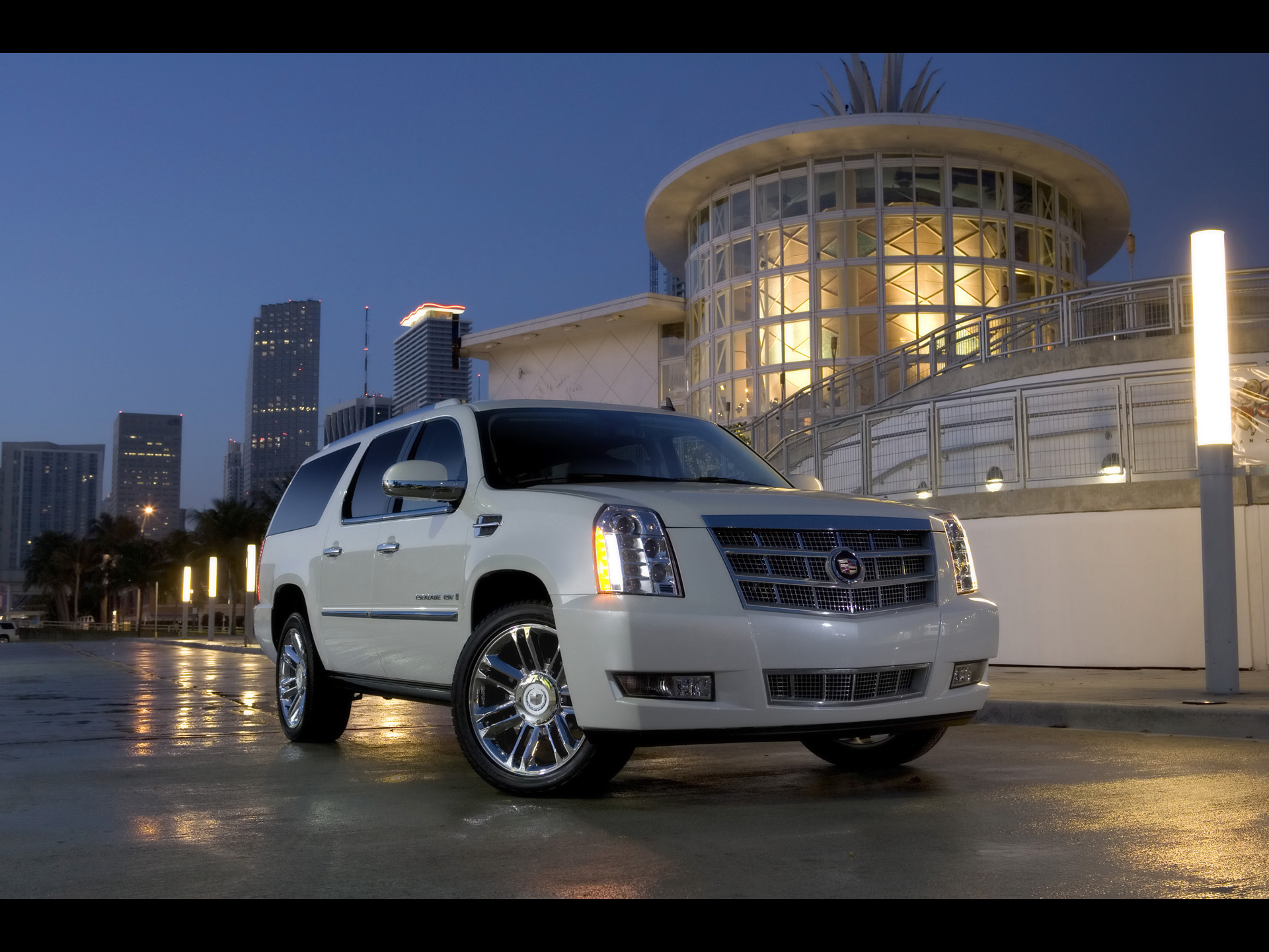 Cadillac Escalade Platinum photo 50053