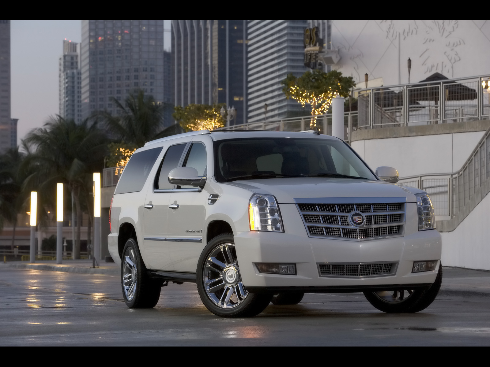 Cadillac Escalade Platinum photo 50055