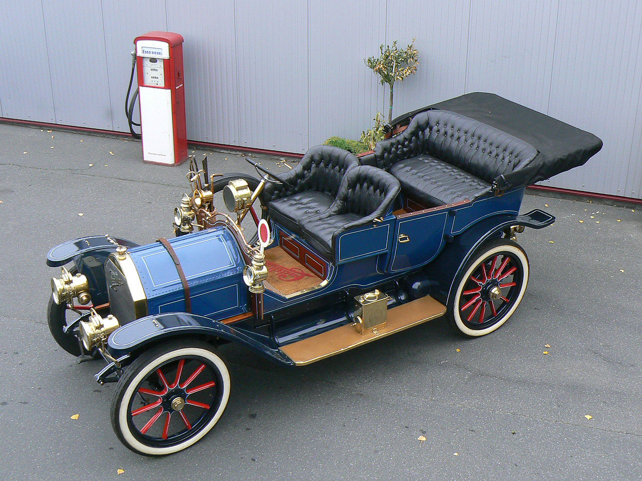 Cadillac Picadilly-Roadster Baquet photo 41507