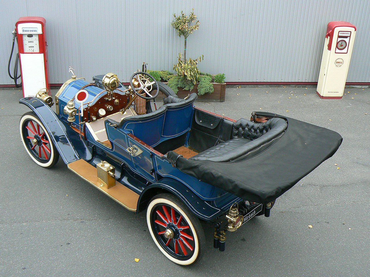 Cadillac Picadilly-Roadster Baquet photo 41508