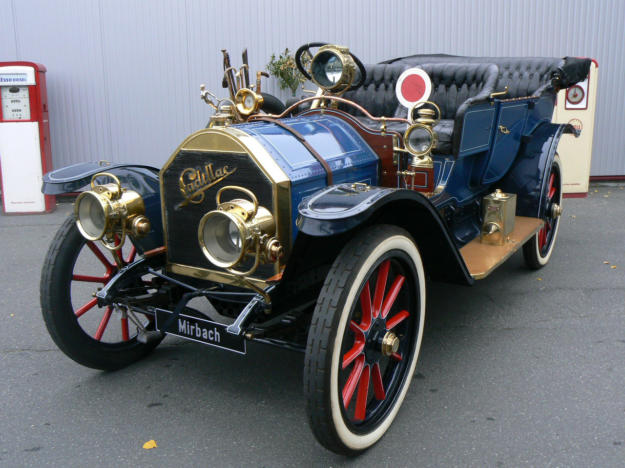 Cadillac Picadilly-Roadster Baquet photo 41512