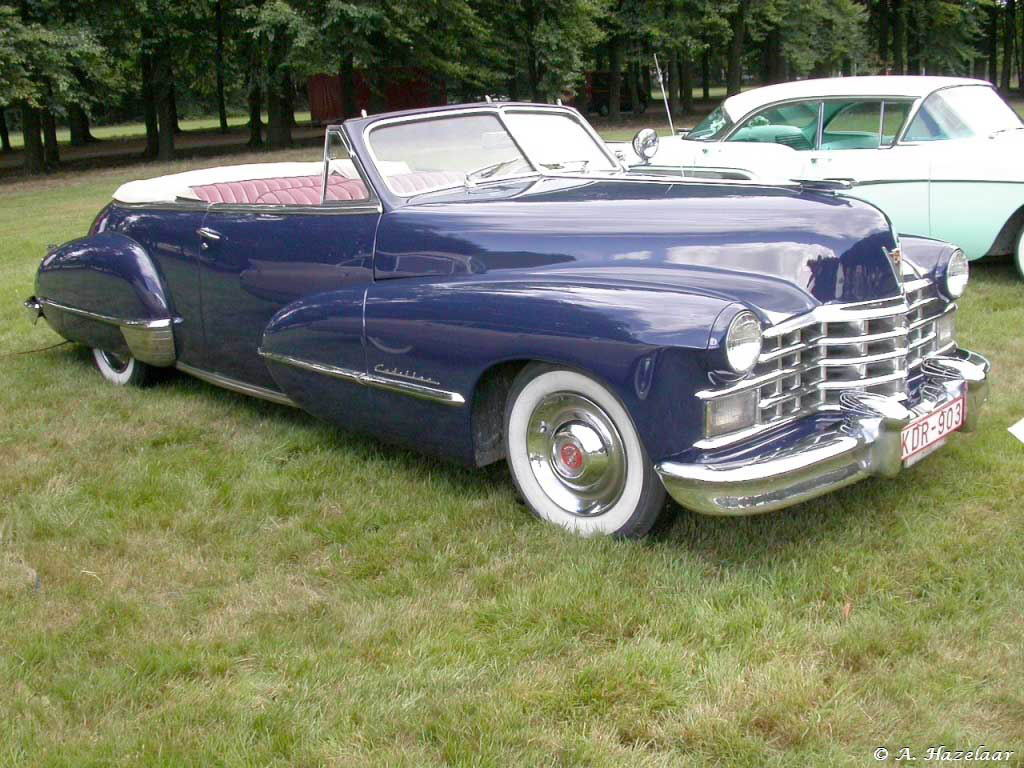 Cadillac Series 62 photo 33804