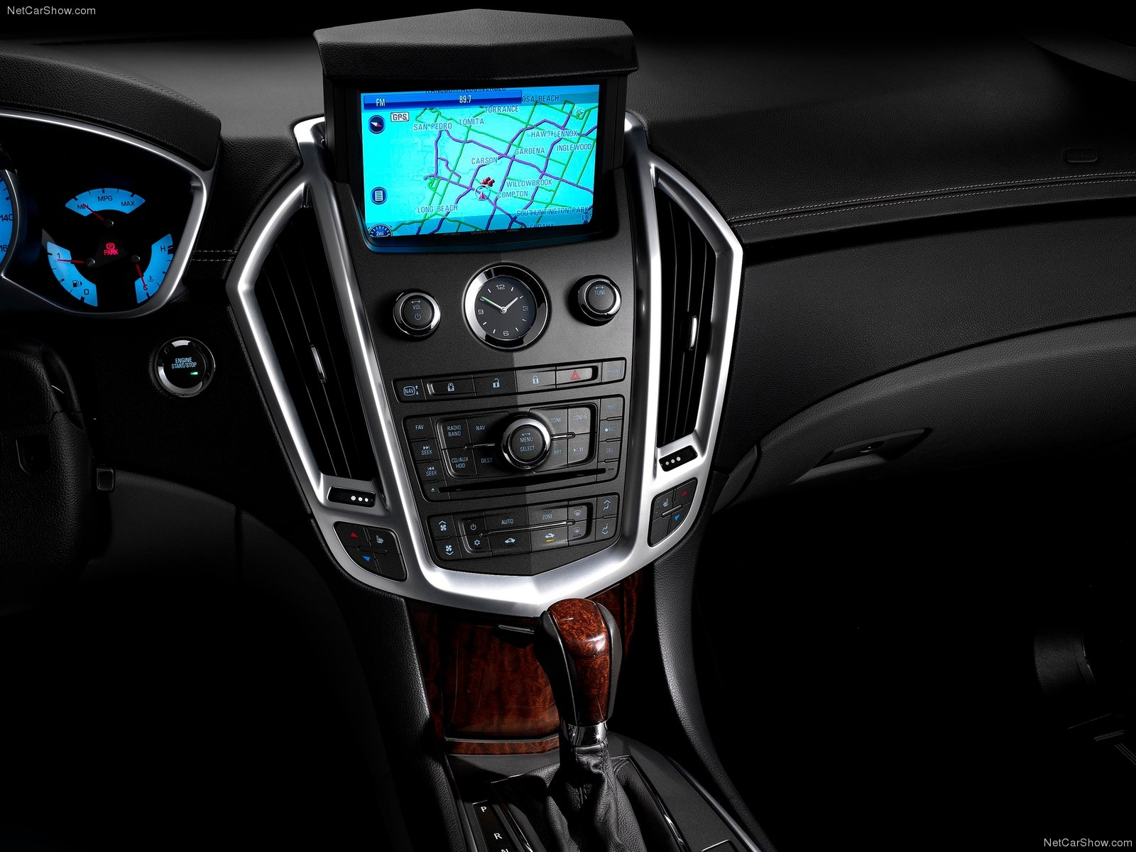 Cadillac SRX picture #82725 | Cadillac photo gallery | CarsBase com