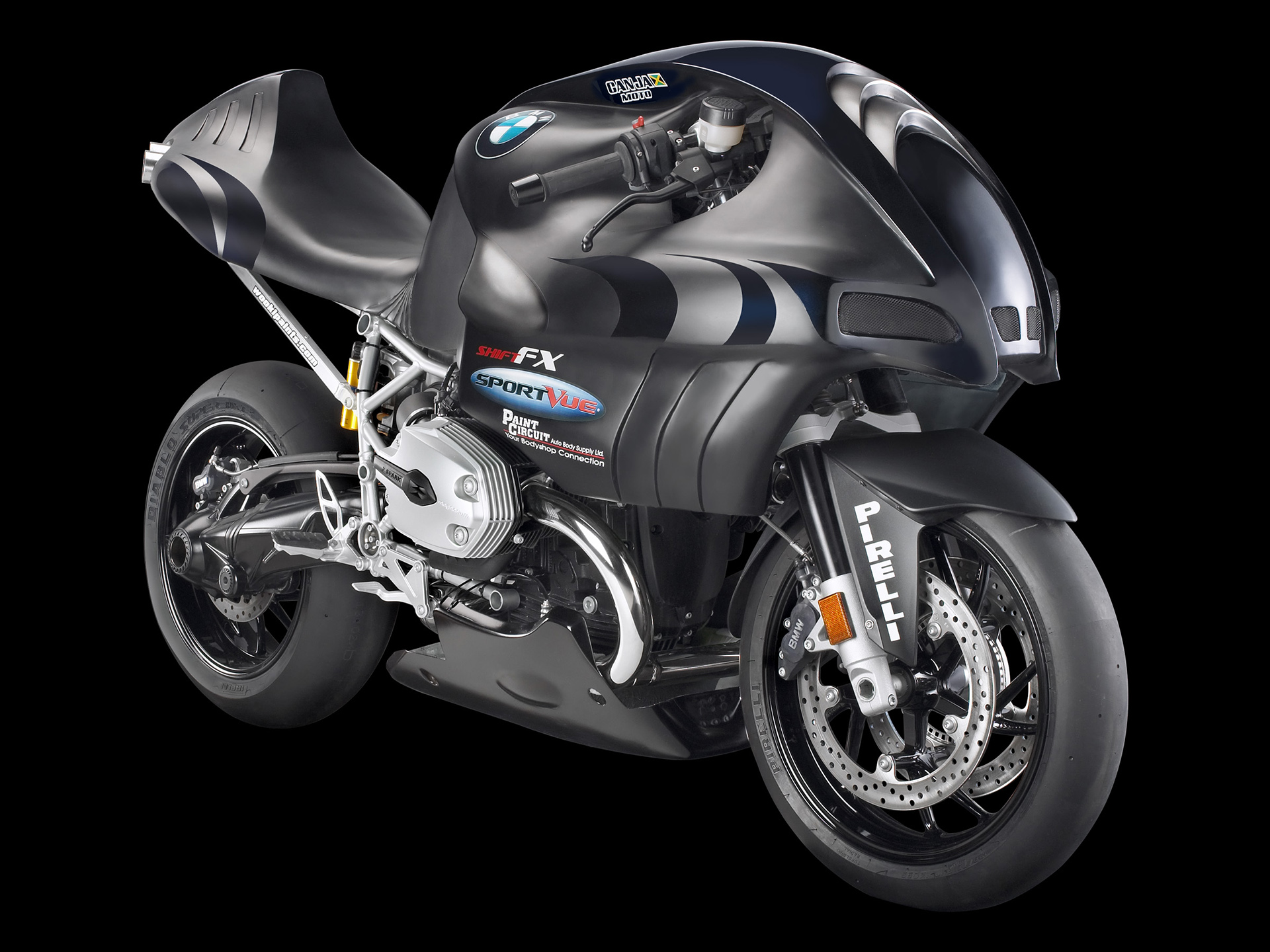 Canjamoto BMW Scorpion photo 50674