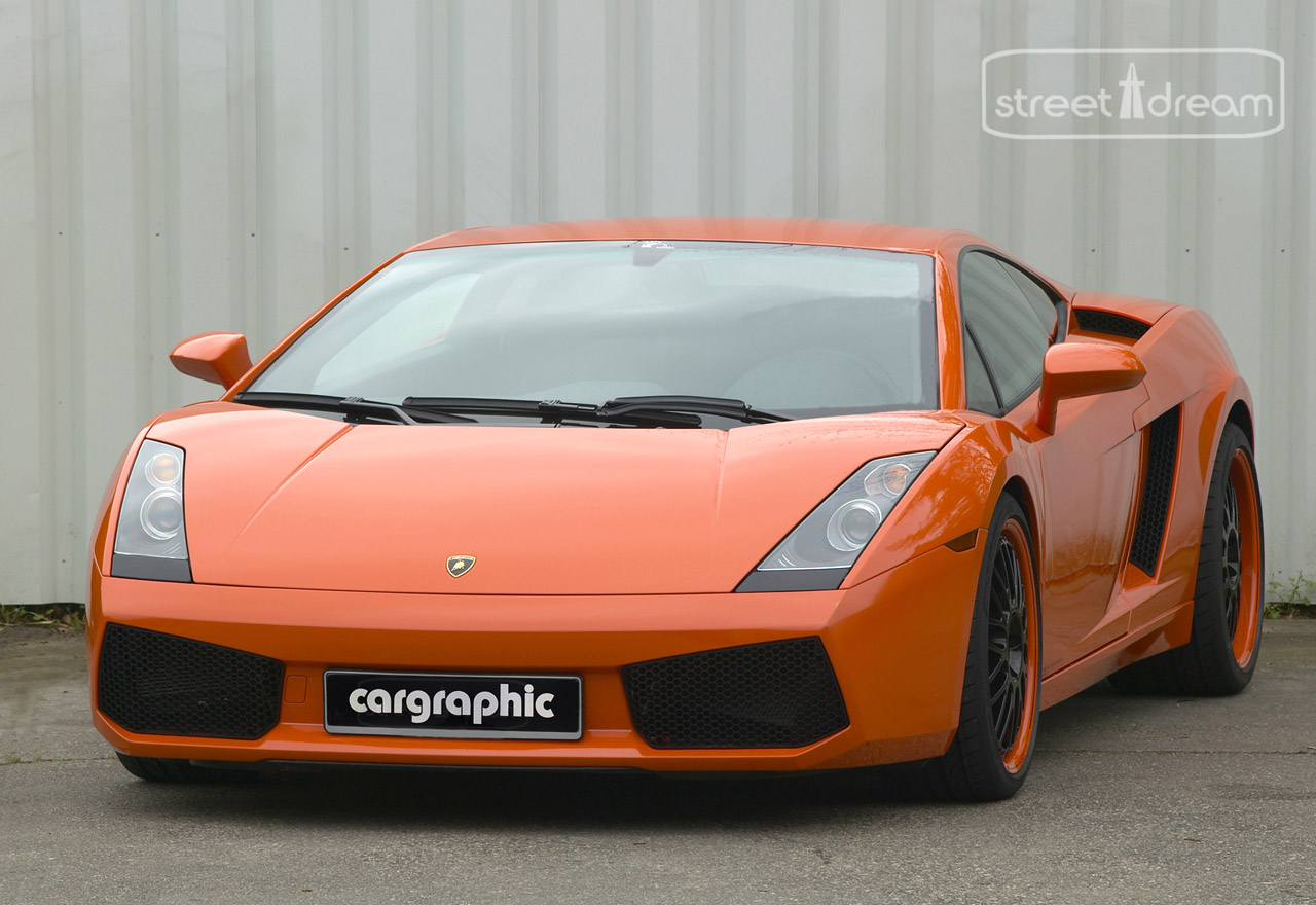 Cargraphic Lamborghini Gallardo photo 26733