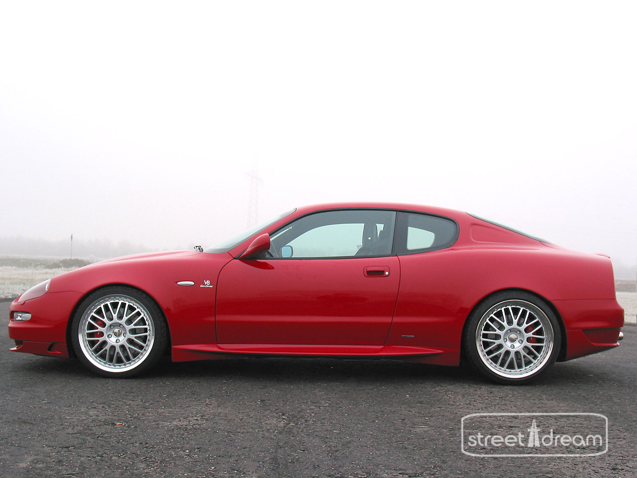 Cargraphic Maserati 4200GT photo 26734