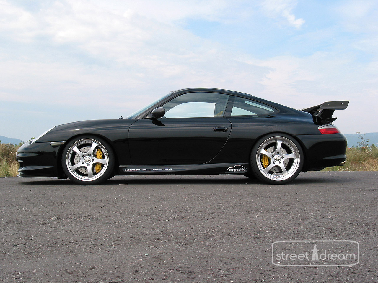 Cargraphic Porsche 996 GT3 RSC photo 26747