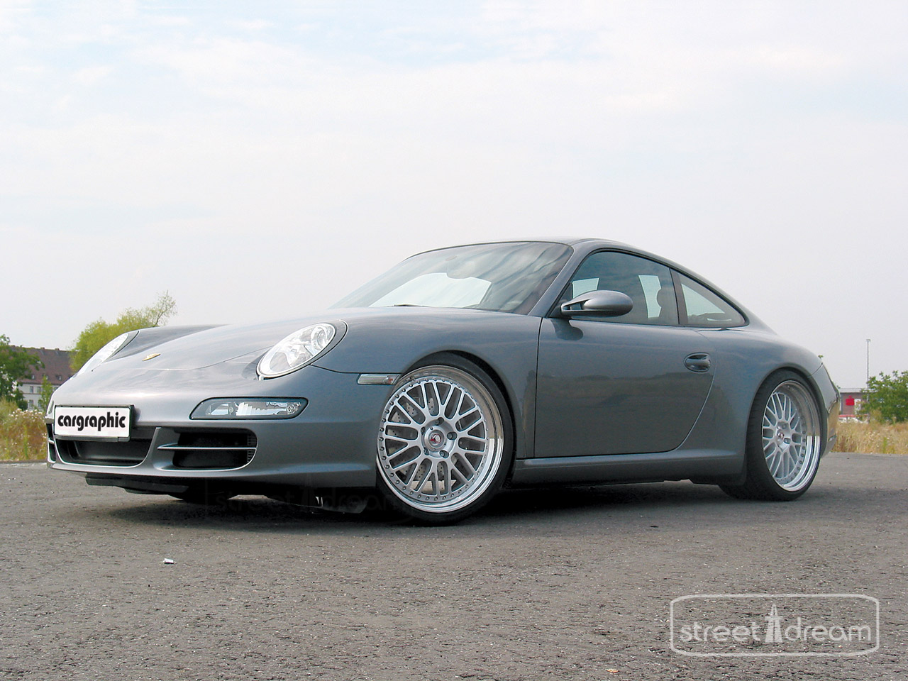 Cargraphic Porsche 997 Coupe Carrera photo 26775