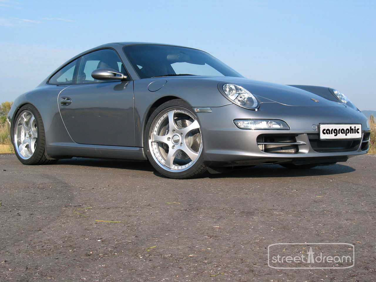 Cargraphic Porsche 997 Coupe Carrera photo 26777