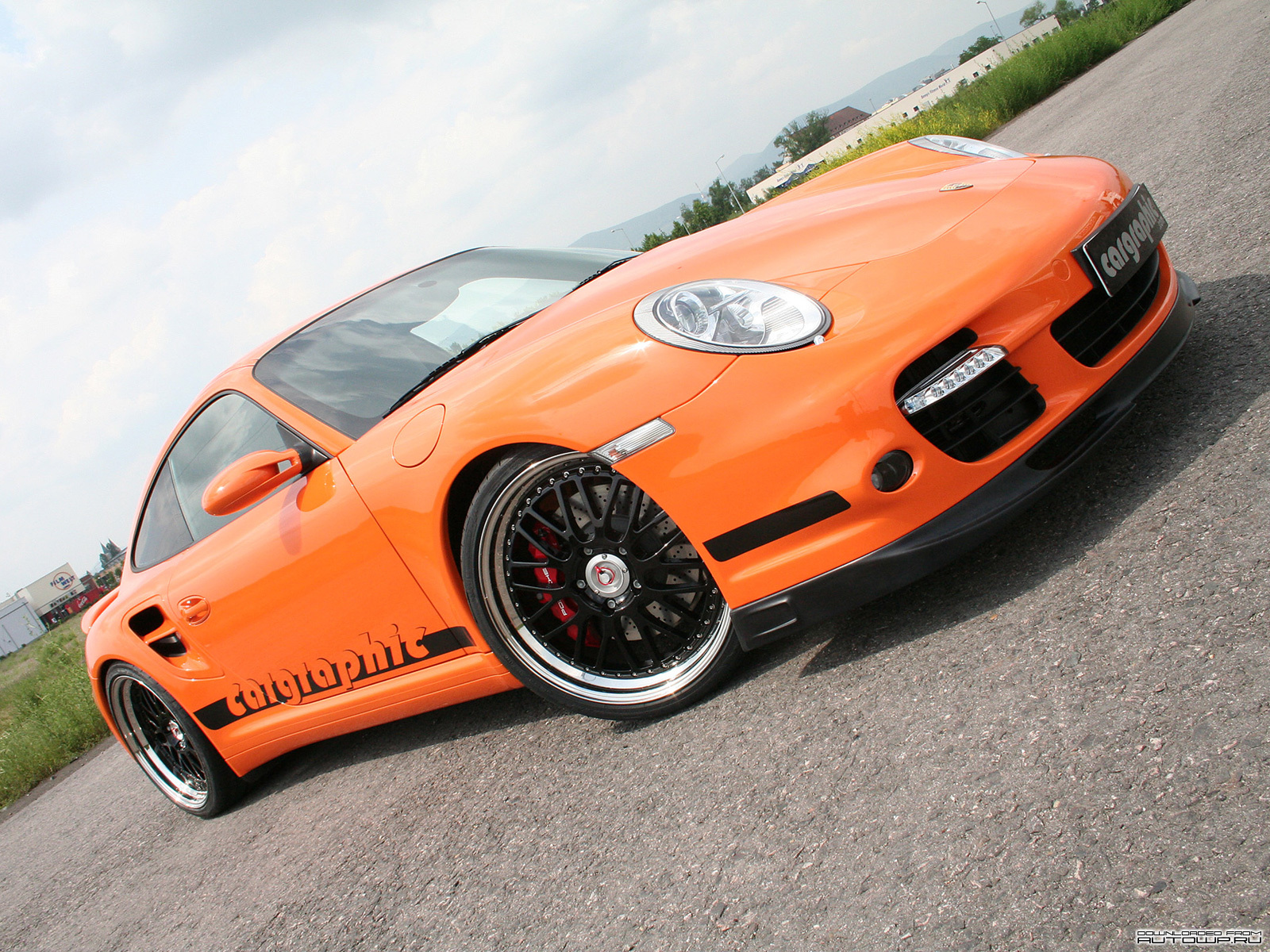 Cargraphic Porsche 997 Turbo RSC photo 75325