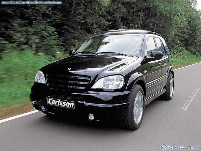 Carlsson M-Class photo 35408