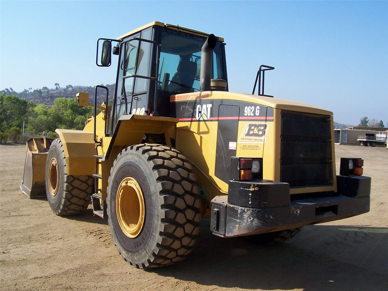 Caterpillar 962 photo 54126